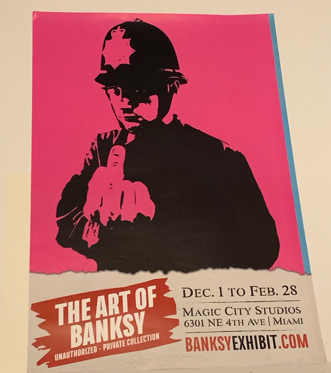 The Art of Banksy - Magic City Studios