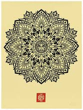 Load image into Gallery viewer, Shepard Fairey 'Mandula Ornament 1 & 2'