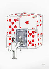 Load image into Gallery viewer, Dran 'House of Cards'