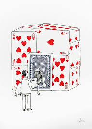 Dran 'House of Cards'
