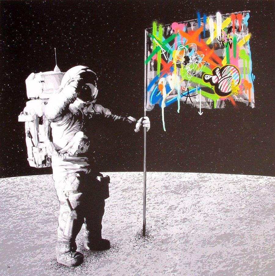 Martin Whatson 'One Small Step'