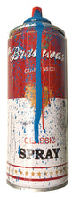 Load image into Gallery viewer, Mr. Brainwash 'Classic Spray Can' (Cyan)