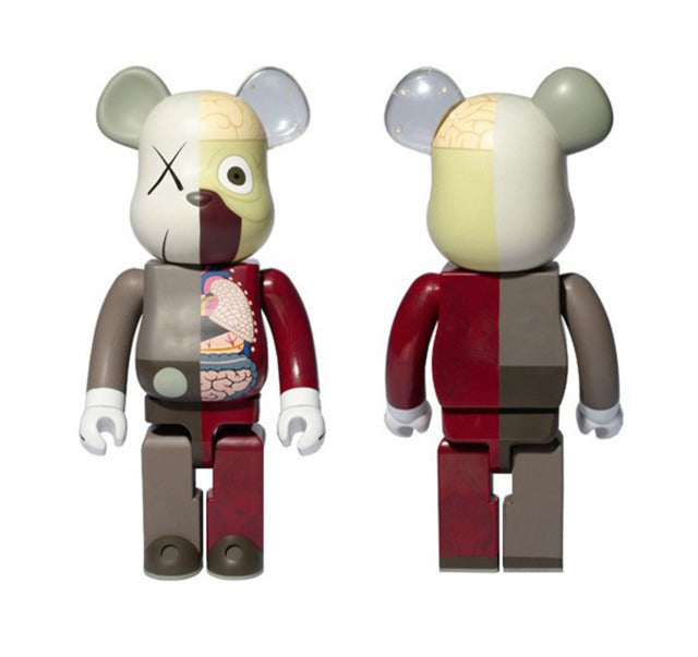 Kaws 'Bearbrick 1000% Dissected'
