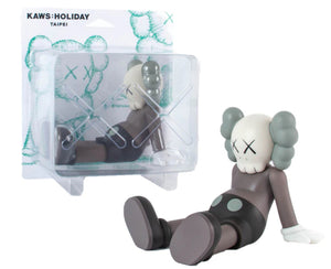 Kaws 'Holiday Tiapei' (Brown)