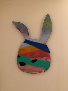 Luke Chueh 'Rabbit Head'