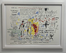 Load image into Gallery viewer, Jean-Michel Basquiat 'Boxer Rebellion'