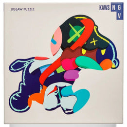 Kaws 'Stay Steady' NGV Puzzle