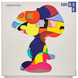 Kaws 'No One's Home' NGV Puzzle