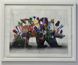 Martin Whatson 'Panda' Hand Finished Edition