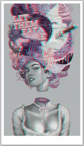 Tristan Eaton 'The October March'