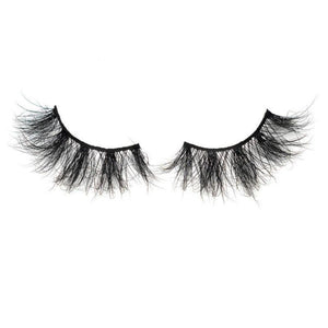 Naughty 3D Mink Lashes 25mm