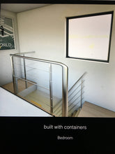 Load image into Gallery viewer, CONTAINER HOME—URBAN PLUS 1 BEDROOM 2 STORY