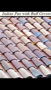 TILE ROOF WITH SOLAR