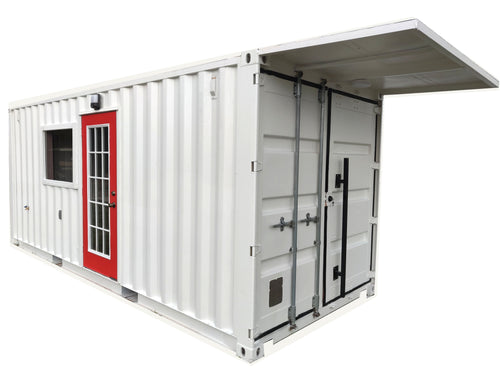CONTAINER HOME URBAN 1 BEDROOM