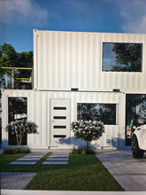 Load image into Gallery viewer, CONTAINER HOME—-URBAN PLUS X LUXURY 1 BEDROOM 2 STORY