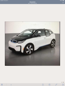 BMW I3 —-ALL ELECTRIC CAR