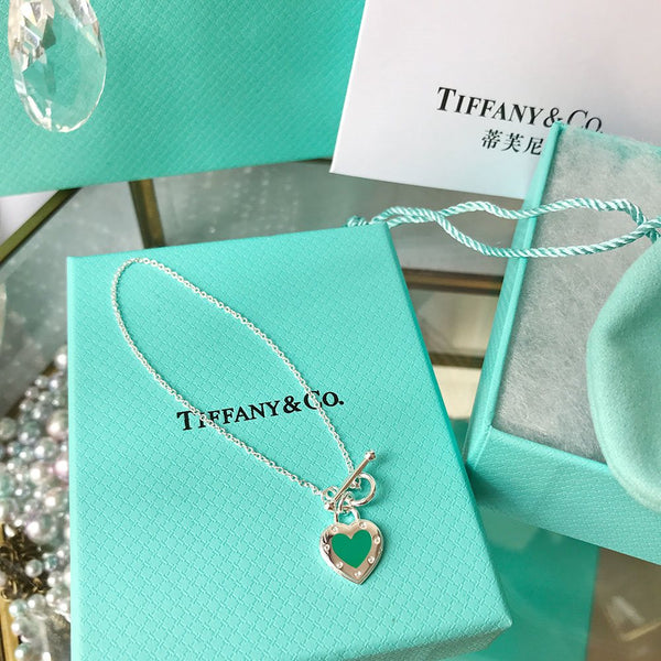 Tiffany Heart-Shaped Bracelet