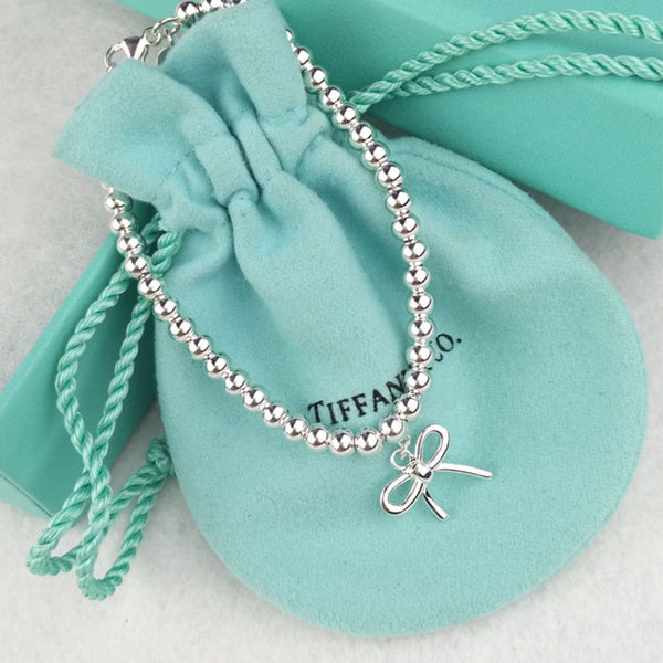 Tiffany Bow Bracelet