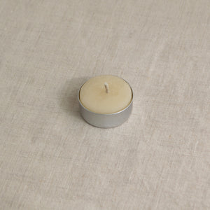 Tealight Candle Individual Metal Cup