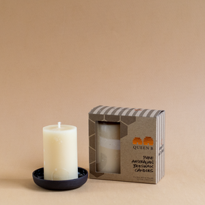 Pillar Candle 8cm (Box of 2)