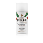 Proraso Barberskum - Sensitive, Grøn Te & Havre, 300 ml