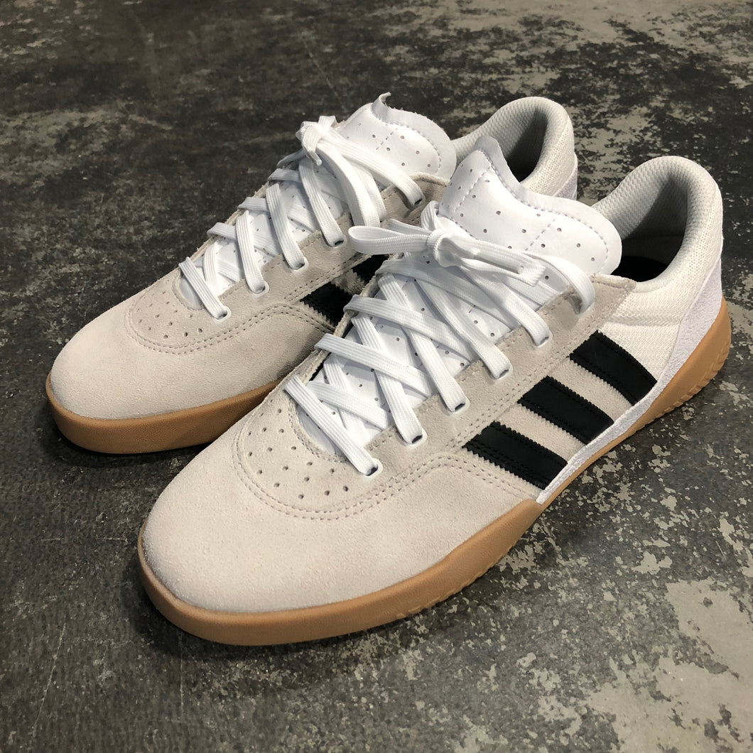 Adidas City Cup White/Black/Gum