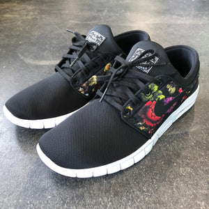 Nike SB Stefan Janoski Max Black/Multi-color