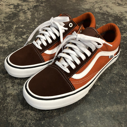 Vans Old Skool Pro Potting Soil/Brown