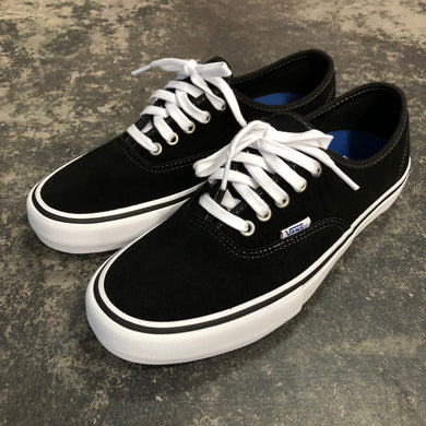 Vans Authentic Pro (Suede) Black