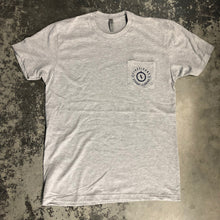 561 T-shirt Compass Pocket Heather Grey