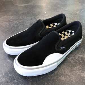 Vans Slip On Pro Independent Black/White