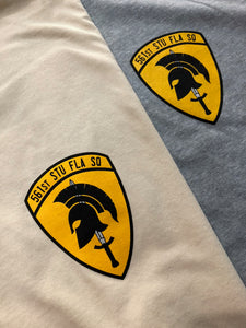 561 T-shirt Squadron Heather Grey