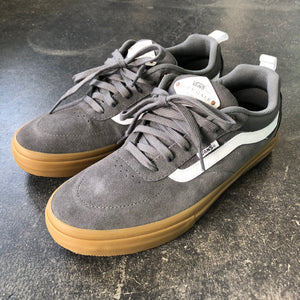 Vans Kyle Walker Pro Pewter/Light Gum