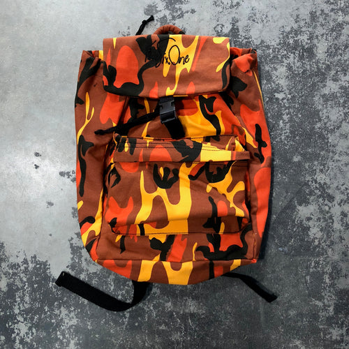 561 Backpack (Daypack) Orange Camo