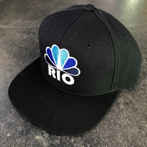 561 Hat Snapback Rio Peacock Black/Blue