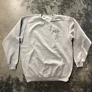 561 Sweatshirt Crewneck Numeral Heather Grey