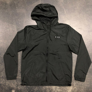 561 Windbreaker Lightweight Jacket Black