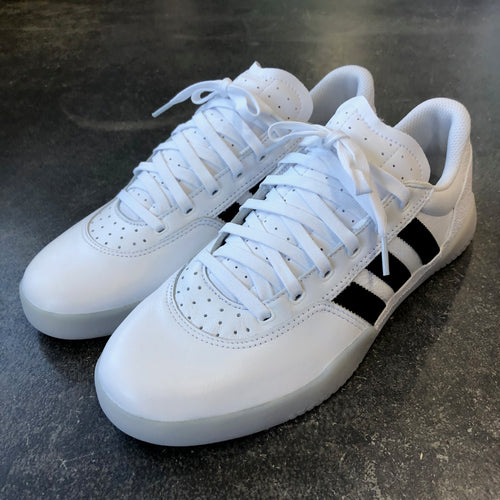 Adidas City Cup White/Black/Translucent