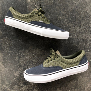 Vans Era Pro Perf Grape Leaf