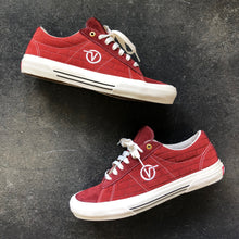Vans X Pass~Port Sid Pro LTD Brick Red