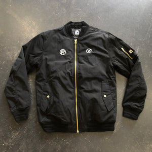 Vans X Pass~Port Bomber Jacket