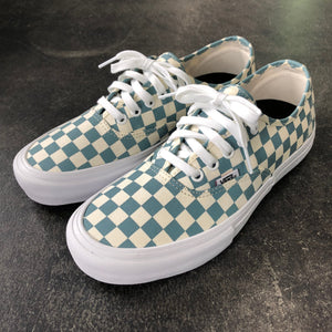 Vans Authentic Pro Checkerboard Smoke Blue