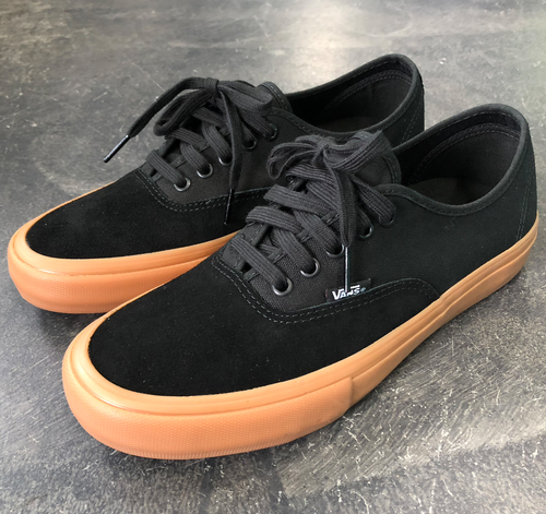 Vans Authentic Pro Black/Classic Gum