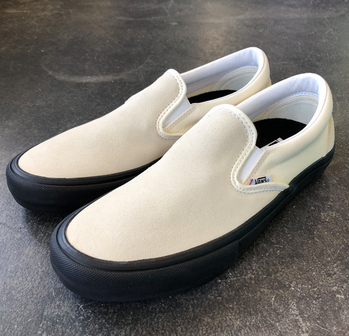 Vans Slip On Pro Classic White/Black