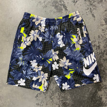 Nike SB Sunday Short Floral Neon
