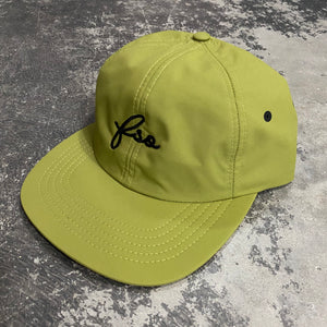 561 Hat FSO Script Relaxed Low Profile Nylon Olive Green