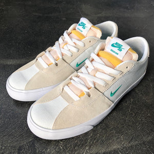Nike SB Bruin Edge White/Vivid Orange