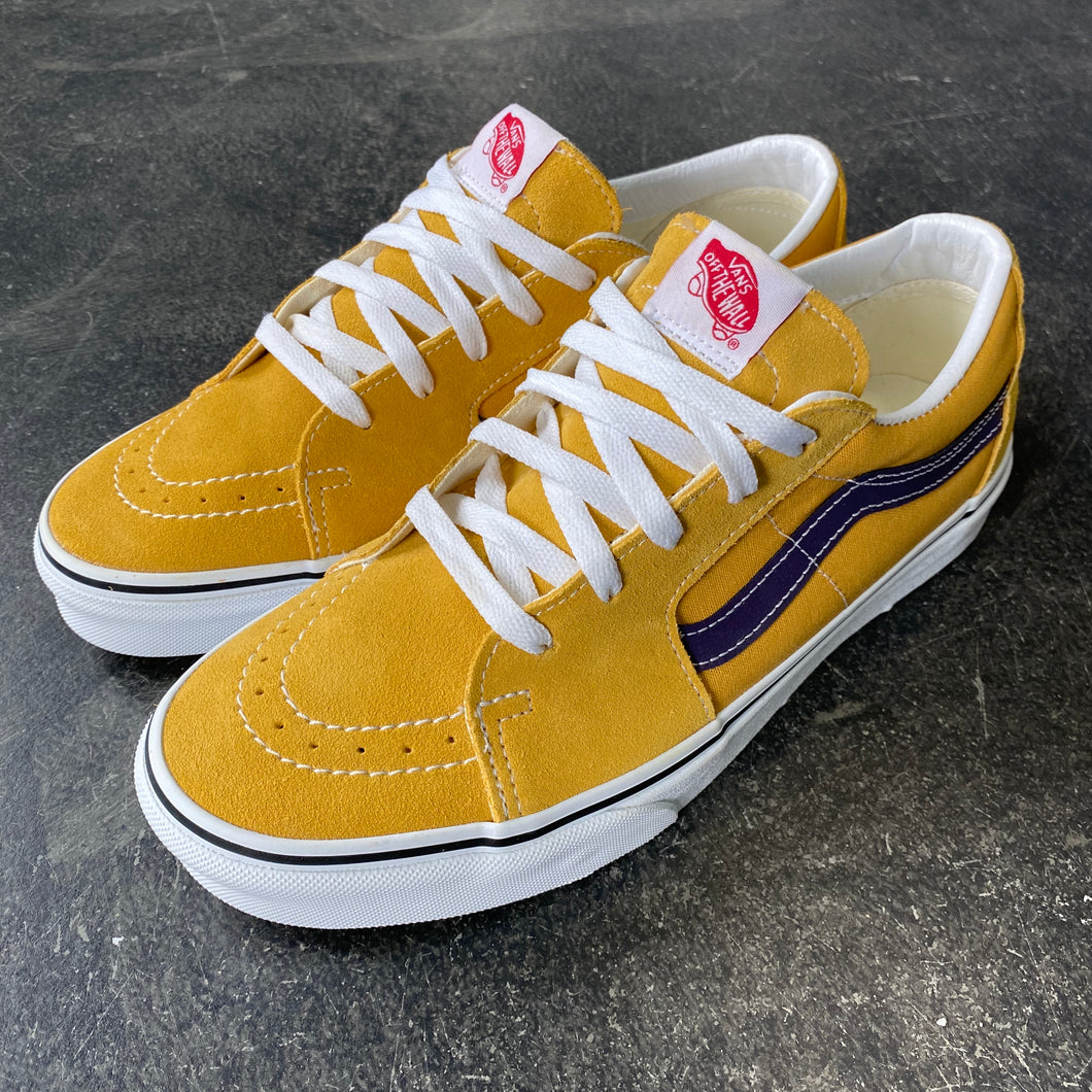 Vans Sk8 Low Classic Honey Gold/Purple