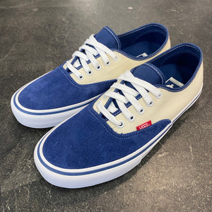 Vans Authentic Pro Stv Navy/Classic White