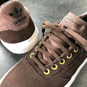 Adidas 3MC Brown/Ftwwht/Goldmt